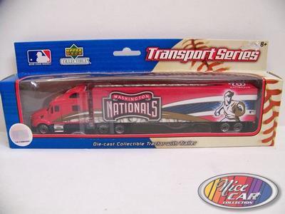 Camion remorque Nationals Washington MLB