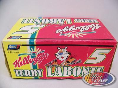Terry Labonte  Kellogg`s Corn Flake
