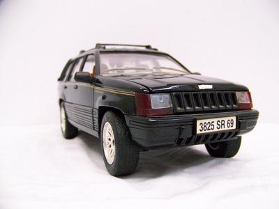 Jeep Grand Cherokee 1995 (#16)