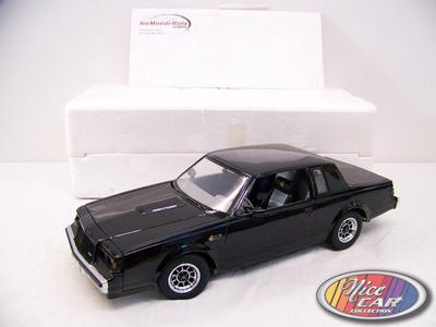 1985 Buick Grand National #8007 échantillons