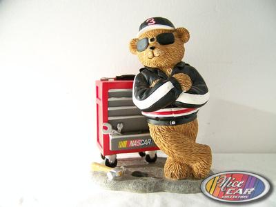 DALE EARNHARDT SR #3 Bears  Figurine mascotte