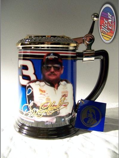 Dale Earnhardt Sr. buck de biere de collection Par Franklin Mint