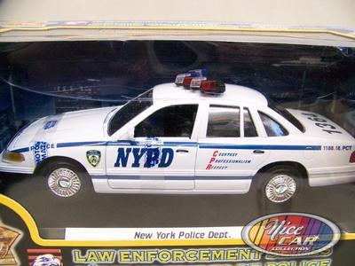 New York Police Dept