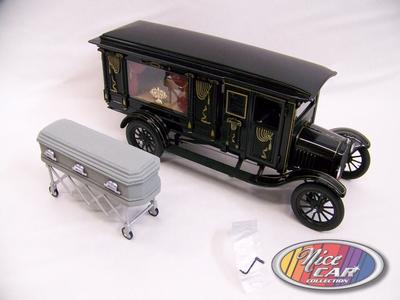 1921 Ford Model T Ornate Carsed Hearse