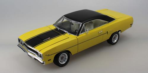 Plymouth Road Runner 1970 with