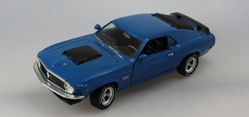 Ford Mustang Boss 429 1970 (#503)