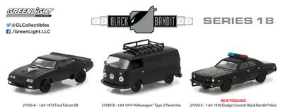 Ensemble BLACK BANDIT 1:64 Series 18   (#363)