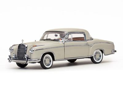 1958 Mercedes-Benz 220 SE Coupe - Light Grey