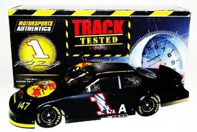 MARTIN TRUEX JR. #1 TRACK TESTED 2006