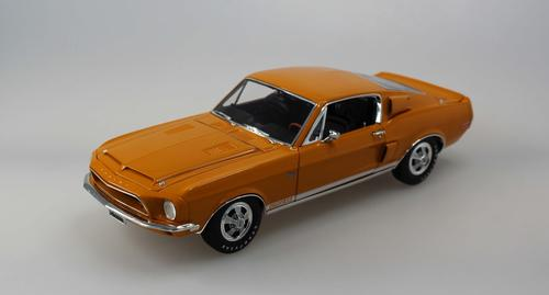 Ford Mustang Shelby GT-500KR 1968 - WT Series Release #3 (#524)