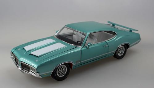 Oldsmobile 442 W30 1970 (#539)