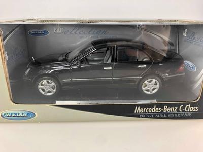 Mercedes-Benz C-Class (#128)