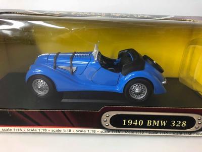 BMW 328 1940 (#147)