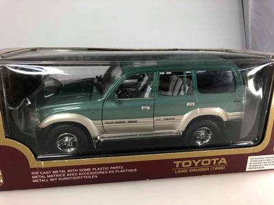 Toyota Land cruiser 1992 (#117)