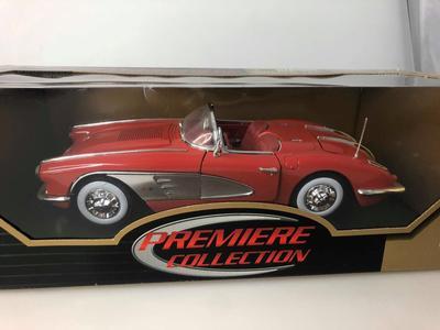 Chevrolet Corvette 1958 (#142)