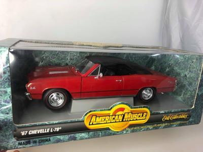 Chevrolet Chevelle L-78 1967 (#154)