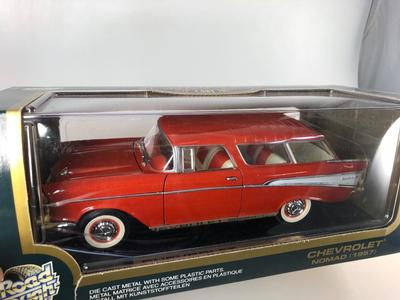 Chevrolet Bel Air Nomad 1957 (#133)