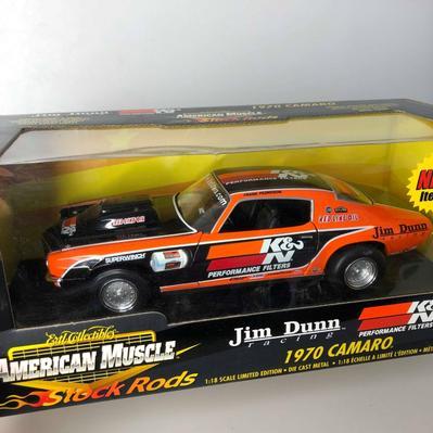 Chevrolet Camaro 1970 Jim Dunn