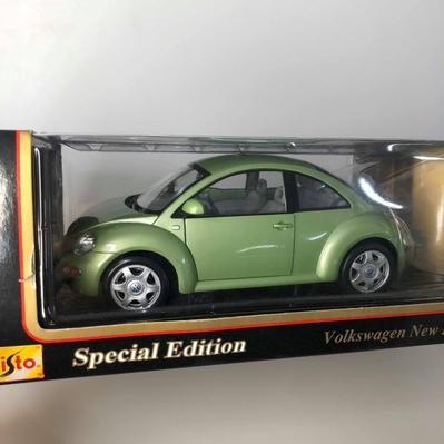 Volkswagen New Beetle (#209)