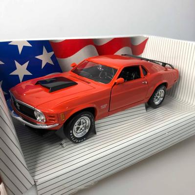Ford Mustang Boss 1970 (#157)