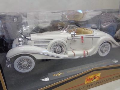 1936 MERCEDES-BENZ 500 K TYP SPECIALROADSTER
