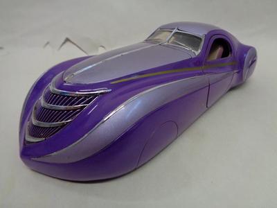 1939 Duesenberg Coupe Simone Franklin Mint