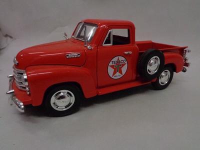 1953 chevrolet  pick-up TEXACO