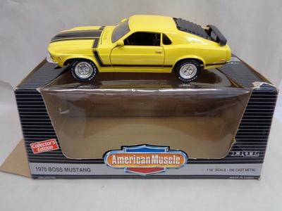 1970 FORD MUSTANG BOSS 302 #21