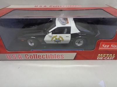 1982 Chevrolet Camaro California Patrol   #88