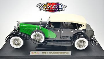 #165 / Duesenberg 1934