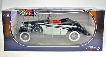 #166 / 1937 Maybach SW 38 2-Doors Spohn
