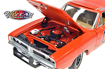 #168 / 1969 Dodge Charger