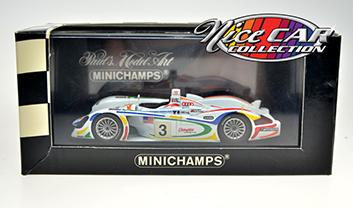 #172 / Audi R8 Le Mans 24hrs 2001