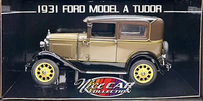 #180 / Ford Model A Tudor 1931