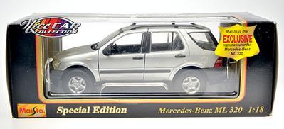 #009 Mercedes-Benz ML 320 1997