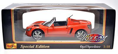 #008 OPEL SPEEDSTER Special Edition