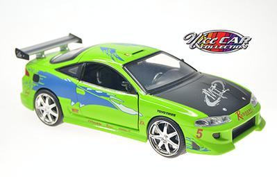 #046 Mitsubishi Eclipse - Fast & Furious -NEUVE-