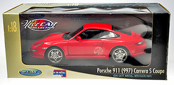 #055 Porche 911 (997) Carrera S Coupe