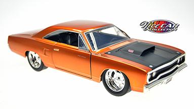 #058 **NEUVE** 1970 Plymouth Road Runner - Fast & Furious
