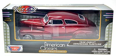 #063 1948 CHEVY AEROEDAN FLEETLINE