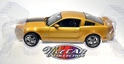 #077 2010 FORD MUSTANG GT