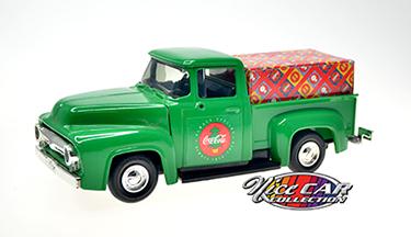 #1003 1956 Ford Pick up Coca-Cola