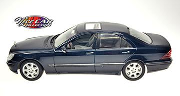 #1037 Mercedes-Benz S-CLASS / Bleu nuit