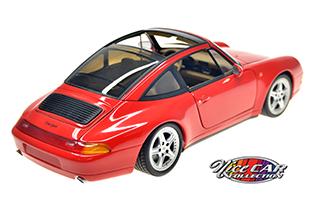 #1049 PORCHE 911 Serie (Typ.993) / Rouge