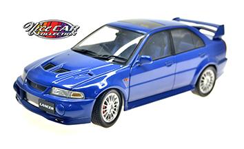 #1041 Mitsubishi Lancer Evolution V/VI / Bleu , AutoArt