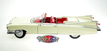 #1048  1959 CADILAC Eldorado  Biarritz / Crème, int. rouge
