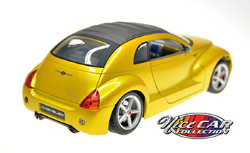 #1053 Chrysler Pronto Cruiser / Jaune métallique