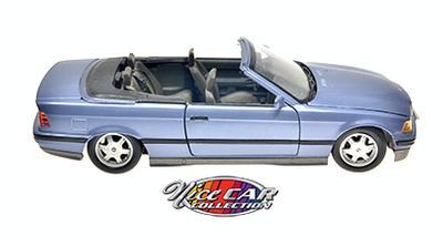 #1055 1993, BMW 325i convertible / Mauve pâle