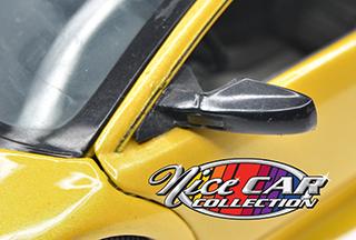#1062  Lamborghini MURCIÉLAGO / Jaune métallique