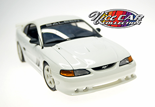 #1059  Saleem Mustang Coupe / Blanche